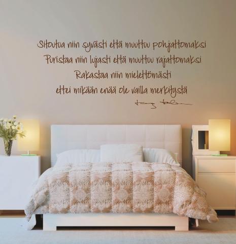 kauniita lauseita rakkaudesta Haapavesi